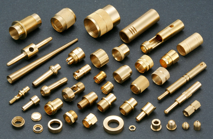 Electronic Parts/Components CNC Turning Outsourcing Service