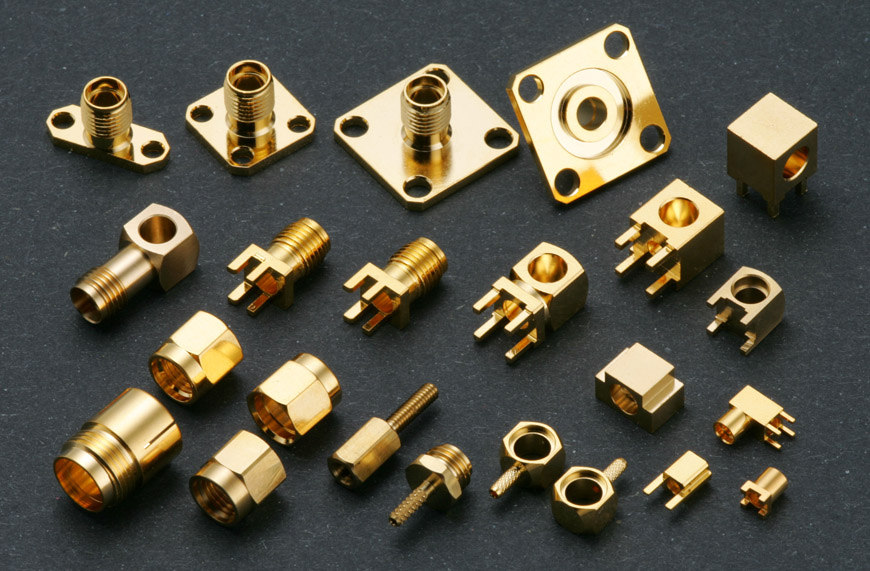 Connector CNC Turning Outsourcing Services