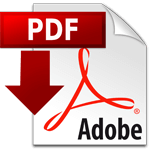 Product Drawing PDF Download Icon