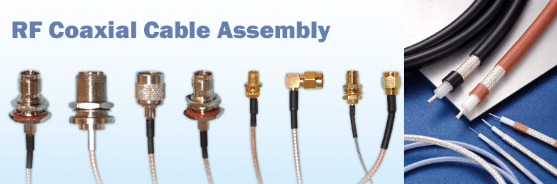 RF Coaxial Cable Assembly